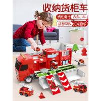 玩具轨道汽车合金车益智智力开发2-3-4-6周三四五岁儿童5礼物男孩
