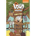 【预订】The Loud House #4: Family Tree