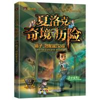 夏洛克奇境历险2:镜子、烈焰和女巫(原创儿童励志小说,科幻奇幻。随书赠送神奇解谜卡、精美炫酷扑克牌)