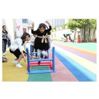 幼儿园儿童玩具泡沫软体式跨栏架 户外运动体育器材跨栏幼儿玩具