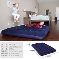 气垫床 充气床垫双人家用加大 单人充气床垫加厚 户外便携床