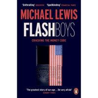 闪击者:华尔街的反抗 英文原版 Flash Boys