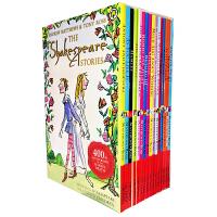 莎士比亚全集16册套装 The Shakespeare Childrens Stories 英文原版儿童故事图书 40