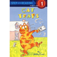 Cat Traps (Step into Reading, Step 1) 受困的花猫 ISBN 9780679864