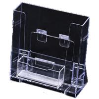 A-31大号A4单层资料文件夹办公用品收纳架文件框文件资料册档案架