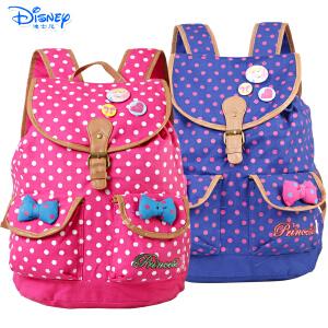 迪士尼小学生书包3-6年级男女米奇儿童休闲书包双肩书包PL8058