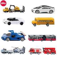德国SIKU仕高玩具仿真 合金车模型小车 挂件系列