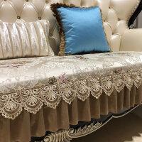 欧式沙发垫套罩四季通用布艺防滑现代简约美式客厅坐垫子套装定制