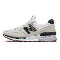 New Balance/NB 男鞋女鞋 2018新款运动鞋复古耐磨跑步鞋MS574FBW