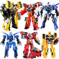 变形玩具金刚机器人巨神战击队3超救分队爆裂旋天冲锋战击王战机