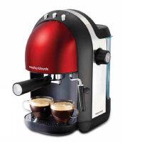 MORPHY RICHARDS/摩飞电器 MR4667 摩飞意式半自动咖啡机家用蒸汽