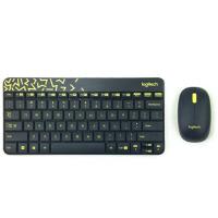 罗技 MK240 Nano无线键鼠套装 简约省电MK240升级版