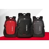 男士双肩包旅行大容量高中初中学生书包女大学生