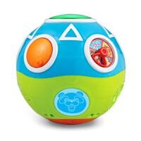婴幼儿玩具 转转球卡通玩具音乐数字认识启蒙宝宝儿童早教益智礼盒装生日礼物