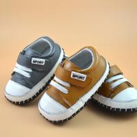 for kids/禾子家 秋季新款儿童鞋子真皮婴儿鞋牛皮男宝宝鞋舒适耐穿软底男款学步鞋