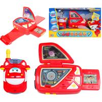 飞侠儿童玩具乐迪对话机 变身装备对讲手表 声光音乐玩具
