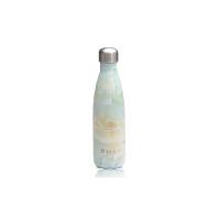 杯具熊(BEDDYBEAR) 双层不锈钢真空可乐瓶运动时尚户外车载男女水壶 直身随手保温杯500ml 大理石白可乐杯