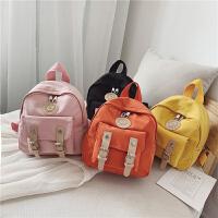 韩版婴幼儿背包1-3岁女宝宝包包超萌时尚儿童书包可爱旅游双肩包2