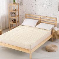 水晶绒夹棉可水洗折叠溥床垫席梦思保垫单双人床褥子T