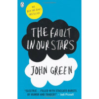【二手旧书9成新】The Fault in Our Stars命运的错/生命中的美好缺憾/无比美妙的痛苦 John G