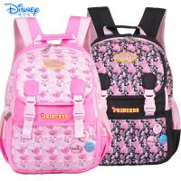 迪士尼白雪公主书包初中生小学生年级女生儿童双肩休闲书包