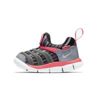 耐克(Nike)儿童鞋毛毛虫童鞋舒适运动休闲鞋834366-002 灰色