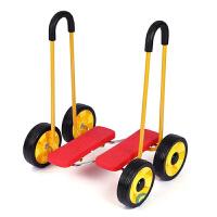平衡踩踏车 幼儿园训练教学用具 儿童礼物四轮平衡脚踏车健身玩具