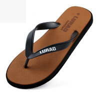 男士人字拖夏季防滑户外凉拖夹脚拖鞋男休闲橡胶沙滩鞋潮流
