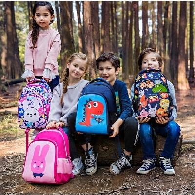 小学生书包男童1-3一年级女儿童书包6-12岁幼儿园护脊双肩背包
