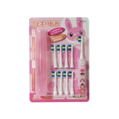 【网易考拉】minimum 咪呢妈咪 儿童电动牙刷+8替换头 粉色(请注意:收货人姓名号码必须真实且对应,否则订单会被取消)