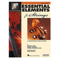 【现货】英文原版 弦乐的基本元素:大提琴1 Essential Elements for Strings - Book