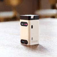 哨鸟 630-M1蓝牙激光投影键盘+鼠标(套装)+ 手机支架+移动电源 KB630-M1时尚白