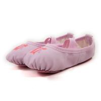 舞蹈鞋软底女练功鞋芭蕾舞鞋猫爪鞋瑜伽鞋形体鞋PU皮