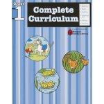 【现货】英文原版 哈考特 全科综合技能:1年级 Complete Curriculum: Grade 1 (Flash