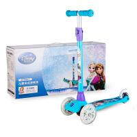 迪士尼经典 花式快拆滑板车 米奇冰雪奇缘 蜘蛛儿童滑板车踏板车三轮车童车