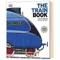 The Train Book 火车百科 英文原版