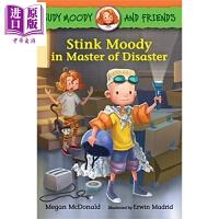 【中商原版】稀奇古怪小朱迪 灾难大师 Judy Moody and Friends Stink Moody in Mas