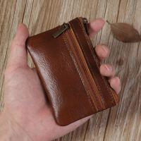 真皮迷你小钱包零钱包一体男士超薄简约小卡包女式驾驶证钥匙包