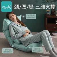 喂奶新生儿哺乳椅坐月子床上抱娃护腰宝宝防吐奶靠背枕头婴儿