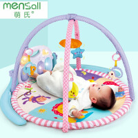 婴幼儿玩具 婴儿脚踏琴健身架玩具宝宝儿童早教益智礼盒装生日礼物 充电版丨满电可用3个月