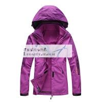 冲锋衣男女秋冬季三合一两件套防寒服户外防水透气加厚西藏登山服