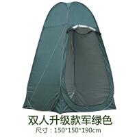 户外钓鱼帐篷单人双人宝宝洗澡沐浴帐篷保暖加厚更衣防雨