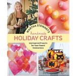 【预订】Martha Stewart's Handmade Holiday Crafts 225 Inspired P