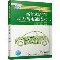 新能源汽车动力蓄电池技术