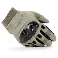 特种兵手套军迷战术手套户外装备作战黑鹰格斗男防割防滑全指冬季