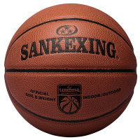 超纤耐磨软皮比赛标准篮球7号球 室内外水泥地吸湿防滑lanqiu SP150-超纤耐磨皮、发泡加弹内胆