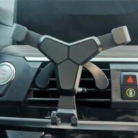车载手机支架出风口汽车用品卡扣式通用型车内车上支撑车导航支驾