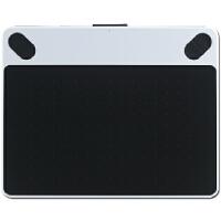 Wacom和冠CTL-490 Intuos Draw Fun S数位板CTL-490白色蓝色手绘板绘图板