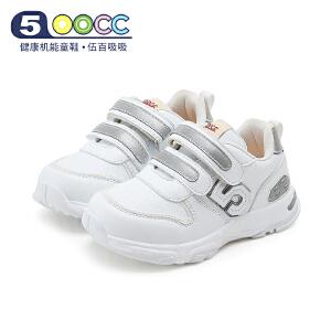 500cc儿童机能鞋男童春秋新款女童宝宝鞋子学步鞋软底婴儿小白鞋