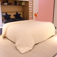 棉被棉花被棉絮床垫被芯褥子单人学生宿舍春秋被子冬被棉T 1